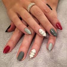 acrylic nail design trends 2018 art