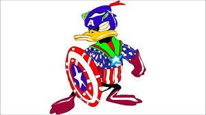 Nhạc và Vẽ: vịt Donald siêu anh hùng - YouTube