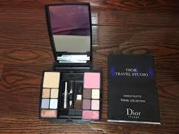 dior makeup palette travel