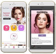 youcam makeup youcam perfect app