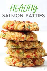 Baked Salmon Cakes - Marisa Moore Nutrition