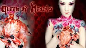 queen of hearts makeup tutorial you