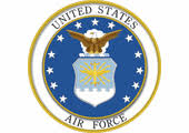 U S Air Force Window Decals And Stickers