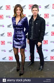 Sara McDonald and Noel Gallagher during the Q Awards 2018 in association  with Absolute Radio at the Camden Roundhouse, London Stock Photo - Alamy