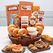 zabar s nyc essentials basket gift basket