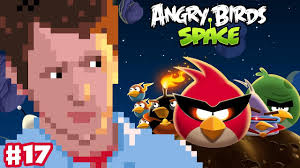 Angry Birds Space - Gameplay Walkthrough - Part 17 - Atomic Bird ...