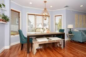 wall color with cherry wood floors