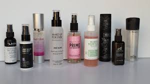 10 best makeup setting sprays 2020 for
