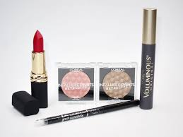 l oreal holiday makeup kit is perfect