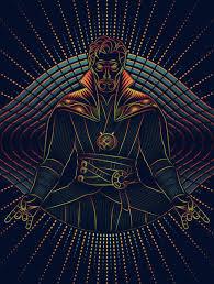 Doctor Strange Art Fine Art America