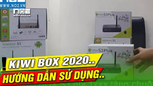 Android Tivi Box KIWIBOX S3 PRO 2017, Giá tháng 10/2020