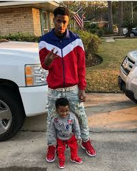 nba youngboy and his son