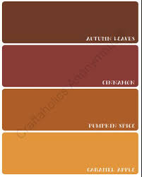 fall paint colors autumn painting