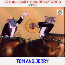 Best Of Cartoon - Tom and Jerry - Tom and Jerry in the Hollywood bowl