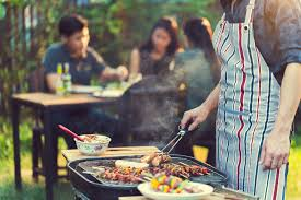 Don't Let Your Barbeque Party End Up In Flames: A Few Safety Tips