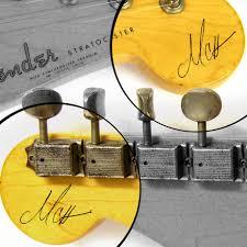 Custom Waterslide Your Signature Name Guitar Headstock Decal