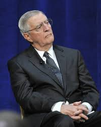 Former Vice President Walter Mondale hospitalized with flu - The San Diego  Union-Tribune