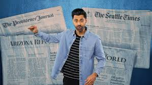 Patriot Act With Hasan Minhaj' on Local Newspapers [WATCH]