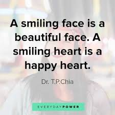 smile quotes beautiful simple sayings to make you smile