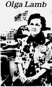 Olga Smith Lamb (1908-1998) - Find A Grave Memorial