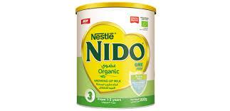 organic growing up milk