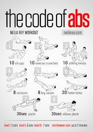 exercise routine exercise routine abs