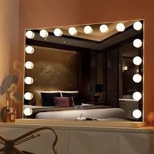 china hollywood vanity large lighted