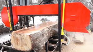 wide cut bandsaw mill plans matt cremona