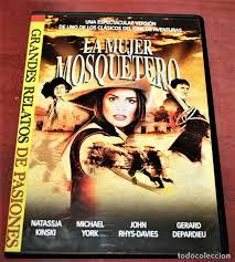 dvd - la mujer mosquetero - dir. steve boyum - Buy DVD Movies at  todocoleccion - 159818314