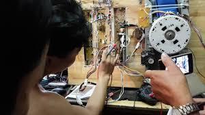 Sanyo inverter D900,hay báo lỗi Ed , dạy sửa board máy lạnh, dạy sửa board máy  giặt, Long Quốc Tiền - YouTube
