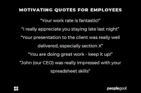 motivating quotes for employees to increase engagement peoplegoal