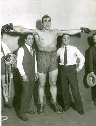 Primo Carnera Photo Heavyweight Champion ITALY | Boxing history, Guy  pictures, Photo