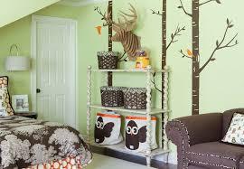 Kids Built In Cabinets Contemporary Girl S Room Benjamin Moore Pale Avocado At Home In Arkansas