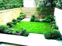 landscape design for small front yard