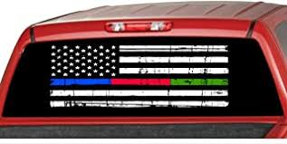 Top 10 Best Firefighter Rear Window Decalsin 2020 Reviews Ratings