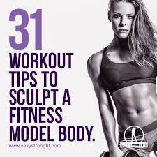 31 workout tips y strong fit