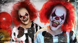 evil clown makeup tutorial you