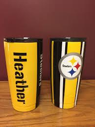 Steelers Yeti Cup Yeti Cup Designs Tumbler Cups Diy Diy Tumblers