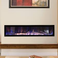 vent free linear fireplace 60 inch