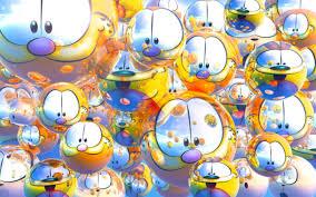 garfield wallpapers hd desktop and