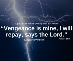Top 12 Bible Verses-Dealing with Evil People - Everyday Servant