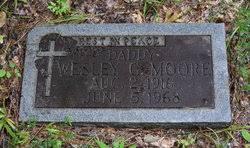 Wesley George Moore (1916-1968) - Find A Grave Memorial