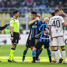 Inter-Cagliari, un altro espulso nel finale: cartellino rosso ...