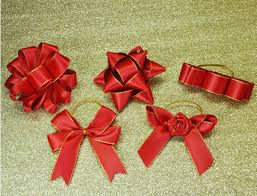 3inch personalized tie satin ribbon bow