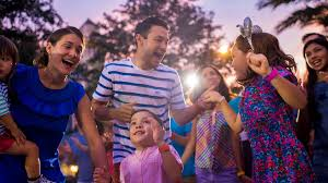 festive fun family vacation package