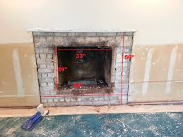 replace remodel fireplace mantel