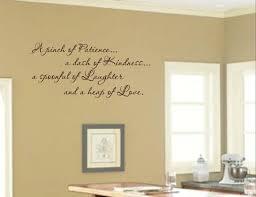 Wall Decal Kitchen Wall Vinyl Wall Vinyls Decals Art A Etsy