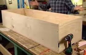 diy outdoor storage bench tutorial