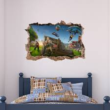 Fortnite Battle Royale The Wall Sticker Store
