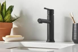 one handle bathroom faucet at menards